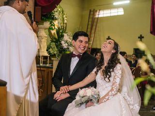 La boda de Araceli Carrillo  y Eric Ramos  1