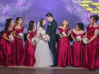 La boda de Araceli Carrillo  y Eric Ramos  3