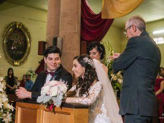 La boda de Araceli Carrillo  y Eric Ramos