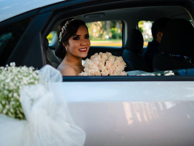 La boda de Ricardo y Sthefany en Guadalajara, Jalisco 15
