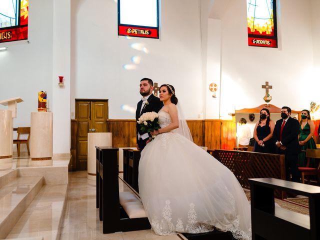 La boda de Ricardo y Sthefany en Guadalajara, Jalisco 17