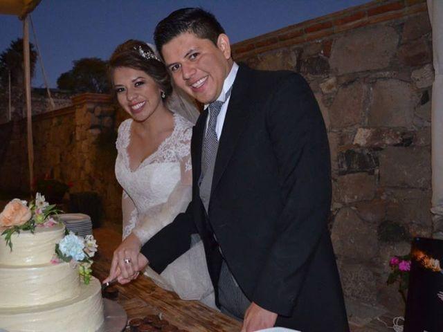 La boda de Joaquín y Lizeth en Querétaro, Querétaro 9