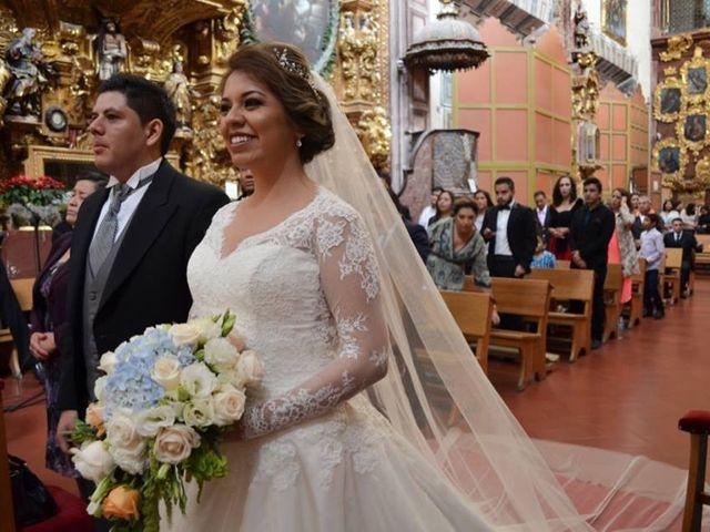 La boda de Joaquín y Lizeth en Querétaro, Querétaro 10