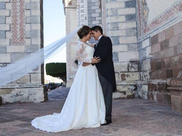 La boda de Joaquín y Lizeth en Querétaro, Querétaro 2