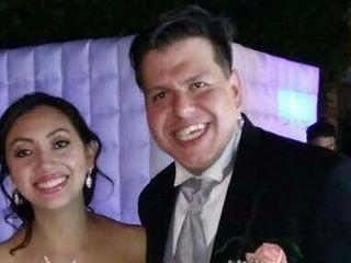 La boda de Carolina y Adrián 1