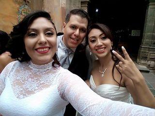 La boda de Carolina y Adrián 2