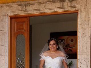 La boda de Liliana y Jorge 1