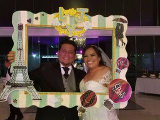La boda de Liliana y Jorge