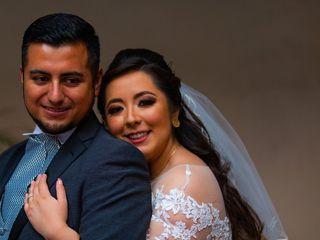 La boda de Lety y Víctor