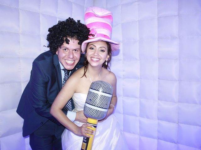 La boda de Carolina y Adrián