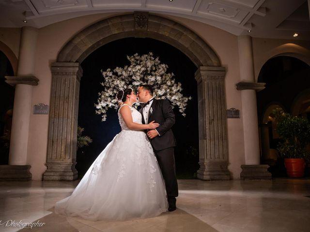 La boda de Alma y Oswaldo