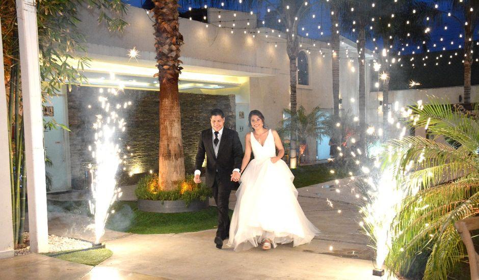 La boda de Leonardo   y Ana   en Guadalajara, Jalisco