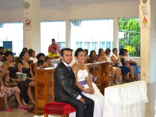 La boda de Josue Esteban y Nicole Iselda  1