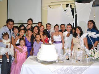 La boda de Josue Esteban y Nicole Iselda  2