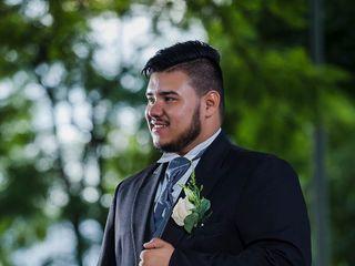 La boda de Vanessa  y Armando  1