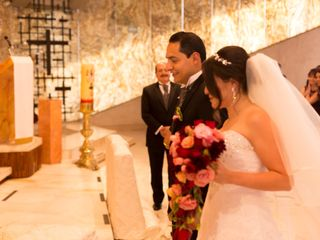 La boda de Stephania  y Luis 1