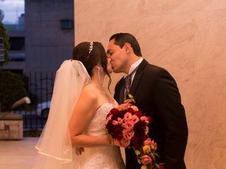 La boda de Stephania  y Luis 3