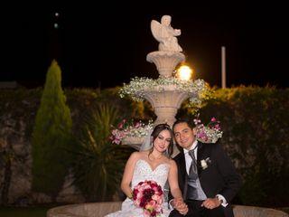 La boda de Stephania  y Luis