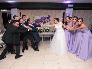 La boda de Ivette  y Edgar  1