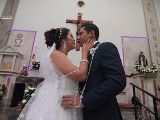 La boda de Ivette  y Edgar  2