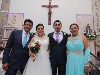 La boda de Ivette  y Edgar  3