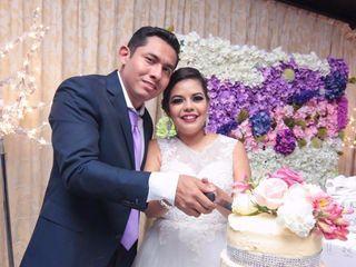 La boda de Ivette  y Edgar