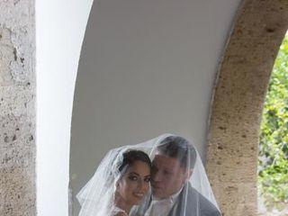 La boda de Alejandra  y Miguel  3