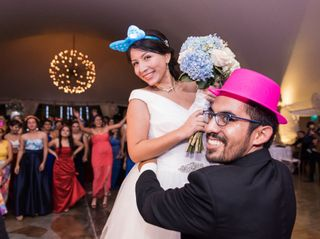 La boda de Judith y Carlos 1