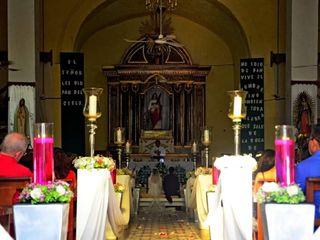 La boda de Mirna  y José Manuel  1