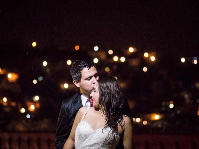 La boda de Liz y Daniel