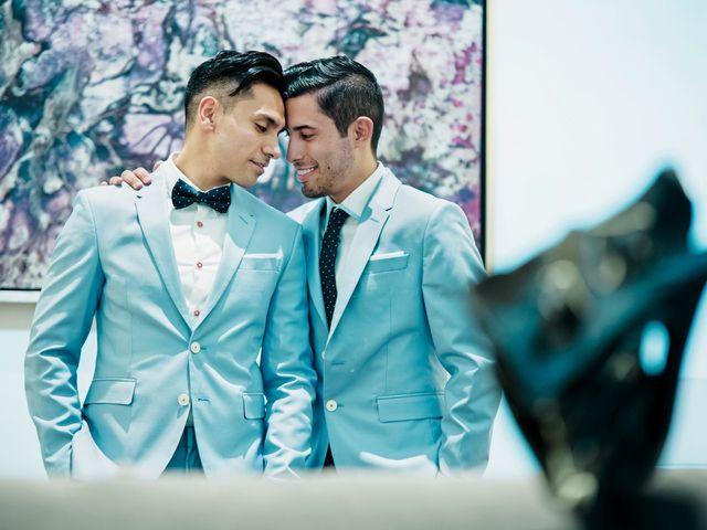La boda de José Carlos y Jesús