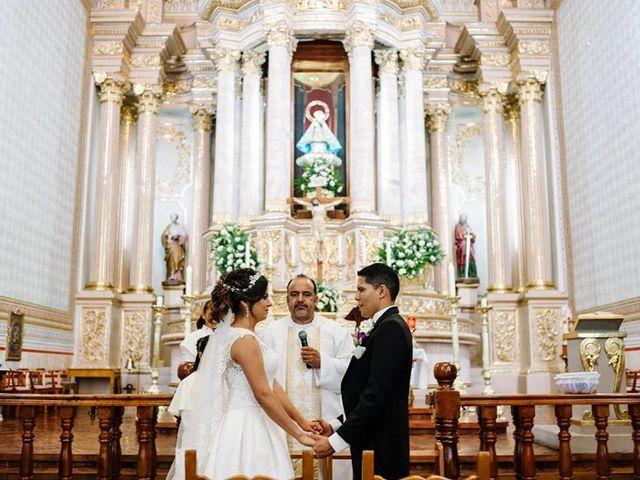La boda de Claudia Carolina y Adolfo
