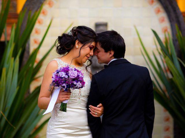 La boda de Yaz y Ulises