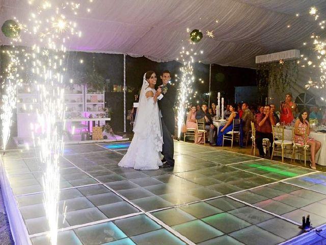 La boda de Mirna  y José Manuel