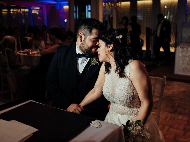 La boda de Jazmín y Alejandro