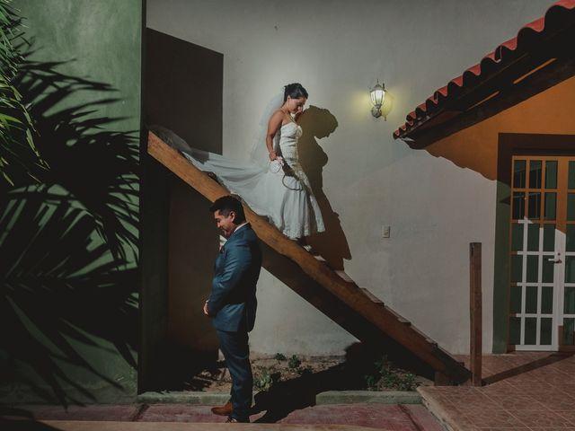 La boda de Israel y Delmy en Hunucmá, Yucatán 13