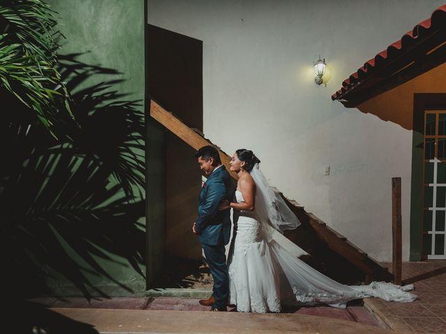 La boda de Israel y Delmy en Hunucmá, Yucatán 14