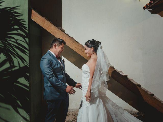 La boda de Israel y Delmy en Hunucmá, Yucatán 15