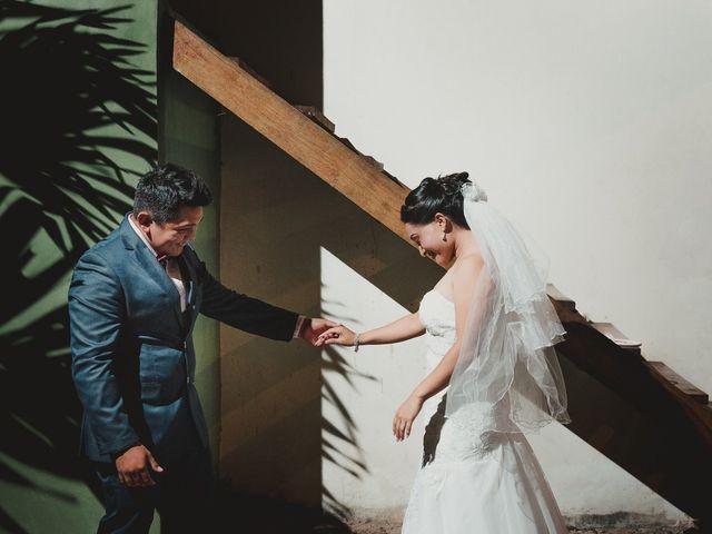 La boda de Israel y Delmy en Hunucmá, Yucatán 17