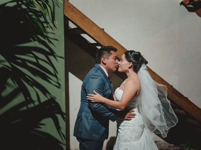 La boda de Israel y Delmy en Hunucmá, Yucatán 18