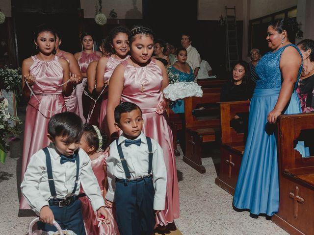 La boda de Israel y Delmy en Hunucmá, Yucatán 20