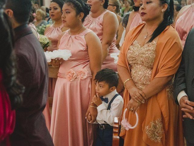 La boda de Israel y Delmy en Hunucmá, Yucatán 23