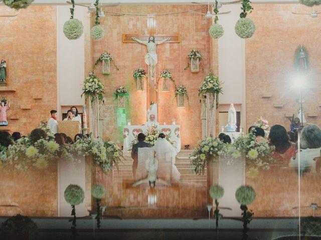 La boda de Israel y Delmy en Hunucmá, Yucatán 24