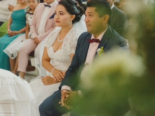 La boda de Israel y Delmy en Hunucmá, Yucatán 25
