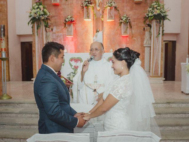 La boda de Israel y Delmy en Hunucmá, Yucatán 26