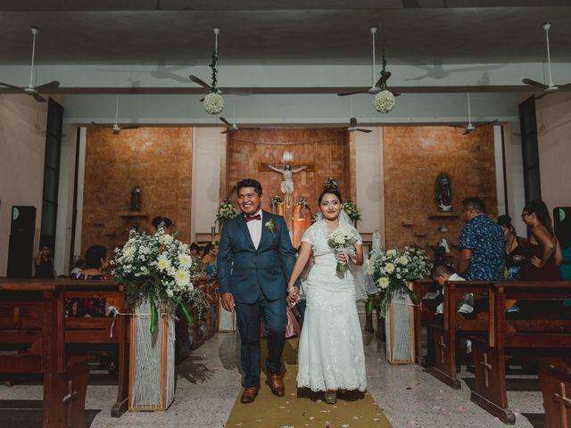 La boda de Israel y Delmy en Hunucmá, Yucatán 28