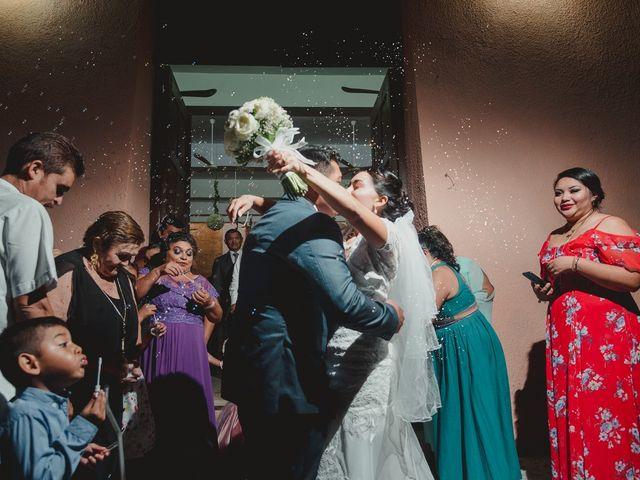 La boda de Israel y Delmy en Hunucmá, Yucatán 30
