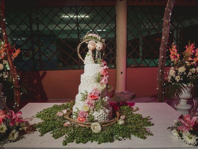 La boda de Israel y Delmy en Hunucmá, Yucatán 34