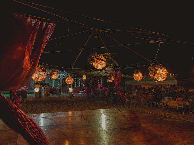 La boda de Israel y Delmy en Hunucmá, Yucatán 35