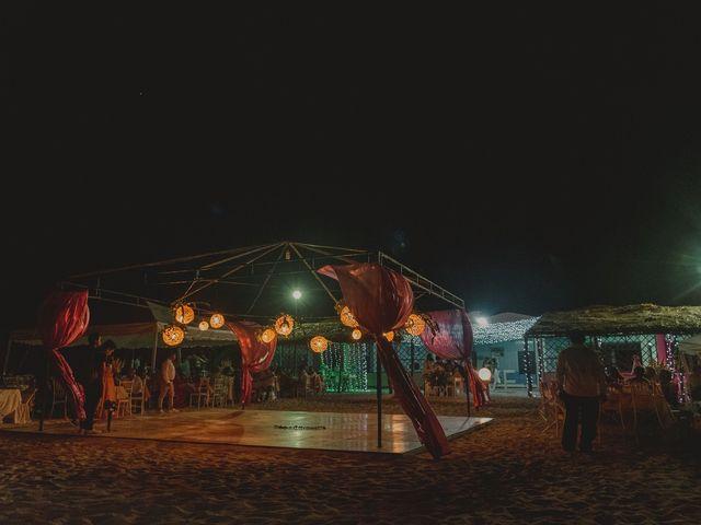 La boda de Israel y Delmy en Hunucmá, Yucatán 36